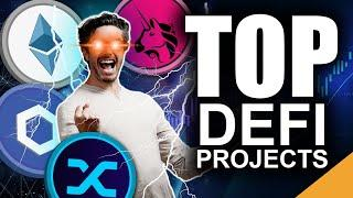 Top 10 Crypto Coins to Make You Rich in 2021 (HOTTEST DEFI Projects)