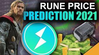 THORChain Solves Crypto's BIGGEST Problem (RUNE Price Prediction 2021)