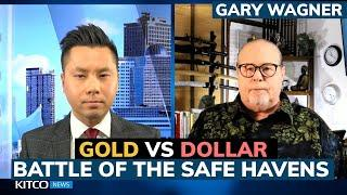 Gold price now lower than a year ago, this critical level determines future - Gary Wagner