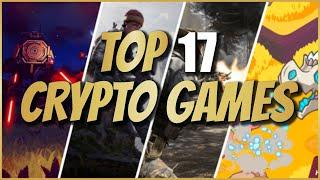 top 17 crypto/blockchain games in 2020 -2021 - play to earn