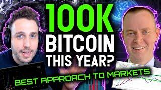 $100K BITCOIN IN 2021? Crypto expert shares the best way to approach market cycles
