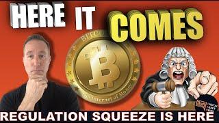 CRYPTO REGULATION SQUEEZE: HOW IT AFFECTS YOU, UNISWAP, BLOCKFI & CELSIUS.