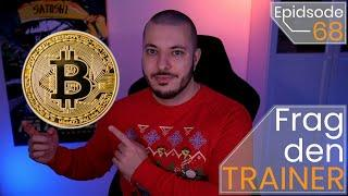 BITCOIN Dump durch 1 Million Satoshi Coins? & Lightning eltoo!  | Frag den Trainer! 68