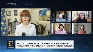 OCC Chief Says US Officials Should Set 'Regulatory Perimeter' for Cryptocurrencies   The Hash