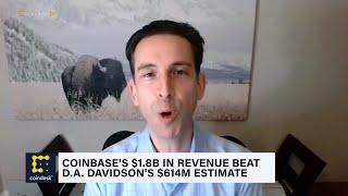Coinbase Stock Price Estimated To Be Higher | CoinDesk TV