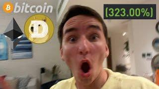 MASSIVE WARNING TO ALL BITCOIN HOLDERS!!! DOGECOIN AND ETHEREUM ARE STEALING THE SHOW!!!