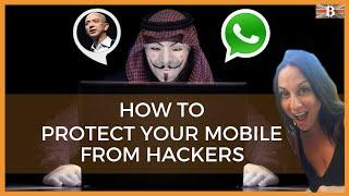 How to Avoid Your SmartPhone Being Hacked like Jeff Bezos