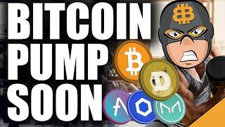 #1 Reason Bitcoin Will PUMP HUGE (Top Secret LINK Rumors)