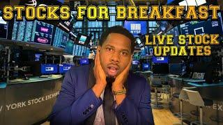 STOCKS FOR BREAKFAST UPDATES - 7/13/2021 CPI DATA MORE INFLATION? STOCK MARKET CRASH OR RECOVERY?
