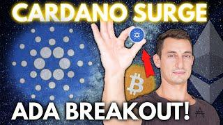 CARDANO (ADA) BREAKOUT! Cardano Better Than Ethereum & Bitcoin | Crypto News, Elon Musk Tweet