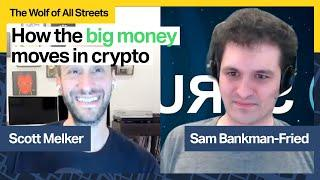 How The Big Money Moves In Crypto with Sam Bankman-Fried