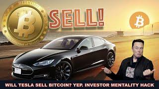 CALLS FOR TESLA AND OTHER CORPORATIONS TO SELL BITCOIN. HERE'S WHY (AND WHEN) THEY'LL PROBABLY SELL