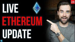 LIVE: Looking BAD for Ethereum - Crypto Bloodbath