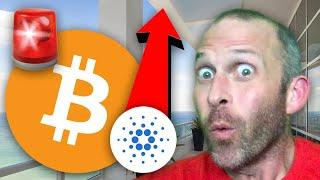 URGENT WARNING FOR ALL BITCOIN & CARDANO HOLDERS!!!!! MASSIVE DUMP THEN HUGE PUMP!!!!!