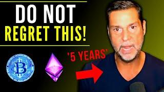 Do not REGRET THIS! Raoul Pal on Bitcoin and Ethereum *NEW*