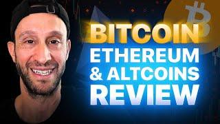 Market Review - Bitcoin, Ethereum and Altcoins To Watch This Weekend