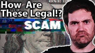 The WORST Legal SCAMS Out There! Don't Fall For It!!