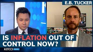 Inflation is like 'cocaine addiction', the Fed is hooked and wants more – E.B. Tucker (Pt. 1/2)