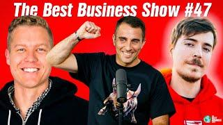 The Best Business Show with Anthony Pompliano - Episode #47