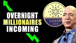 Cardano WILL MAKE You A Millionaire Overnight? (This is INSANE!)