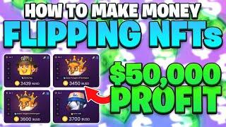 How To Make Money Flipping NFTs / Buy & Sell NFTs For Profit On Mobox