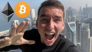 TODAY WILL BE MASSIVE FOR BITCOIN AND ALTCOINS!!!! 100X WILL BE EASY!!!!!!!
