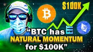 Will ETFs push Bitcoin to $100K? | Interview with Big Cheds