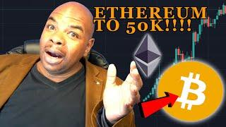 OMG!!!  Ethereum to 50K !!! [click to check out my crazy trade]