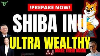 SHIBA INU BREAKING NEWS!!! Ultra Wealthy Make Their Mark On The Industry!