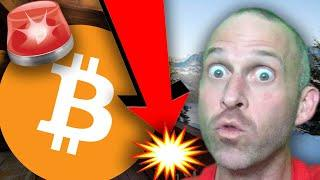 EMERGENCY!!!! I AM SELLING ALL MY BITCOIN & CRYPTO!!!!!!! SHOCKING INDICATOR SIGNALS MARKET TOP!!!