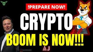 CRYPTO WARNING!!!The Market Is About To FLY Off The Handle, Here's Why!!! (Watch In 24hrs)