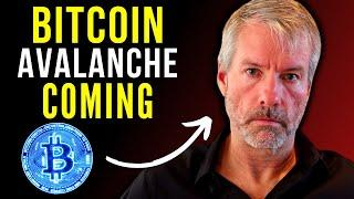 Michael Saylor Bitcoin - There is a AVALANCHE coming for Bitcoin! | Bitcoin Price Prediction (2021)