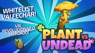 PLANT VS UNDEAD - A DEMOCRACIA DOS BLOCKCHAIN GAMES CHEGOU?! FREE TO PLAY E PLAY TO EARN!