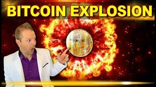 URGENT: BITCOIN IS ABOUT TO EXPLODE - HERE'S OUR TARGET + CARDANO & CHAINLINK (btc price today news)