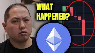 WHAT HAPPENED TO THE ETHEREUM RALLY??