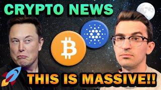 CRYPTO DIP - THE PERFECT STORM IS COMING