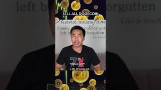 When you should sell Dogecoin? #Shorts #dogecoin #crypto #bitcoin #Thinksmartbrother