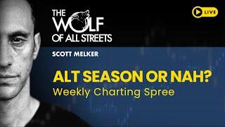 Alt Season Or Nah? Live Charting Session With Scott Melker