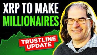 ️RIPPLE/XRP IS ABOUT TO MAKE PASSIVE MILLIONAIRES FROM CRYPTO️ TRUSTLINE UPDATE!