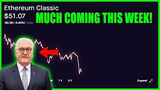 ETHEREUM CLASSIC THIS WILL BE A GREAT WEEK HERES WHY | ETC NEWS UPDATE
