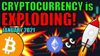 HURRY! Bitcoin at $34,000! Ethereum targets $1000! IS IT TOO LATE FOR ME TO BUY? Cryptocurrency News