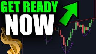 GET READY FOR THIS BIG BITCOIN MOVE! [Next 6-12 Hours..]