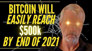 Michael Saylor Most Recent Bitcoin Price Prediction | This Will Be Bitcoin Top by the END of 2021!!