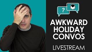 aantonop Crypto Comedy: Awkward Holiday Conversations about Cryptocurrency [This is Satire]