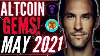 Altcoin Gems to EXPLODE in MAY! Altcoins to BUY now May 2021 | PancakeSwap and Tenset!