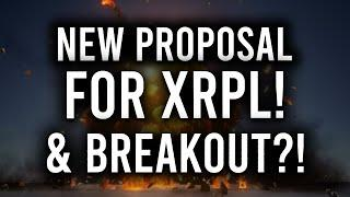RIPPLE XRP: NEW PROPOSAL!!! LITE XRP ACCOUNTS!??!?! BTC BREAKOUT POSSIBLE & XRP THREE DIGITS?!