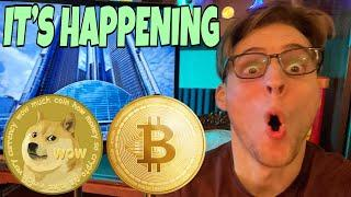 Bitcoin & Dogecoin Acceptance Plan Being Finalized ️ HUGE COMPANIES ️