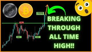 ETHEREUM LIVE  ETHEREUM ALL TIME HIGH, BITCOIN, CRYPTO NEWS TECHNICAL ANALYSIS LIVE SHOW