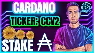 STAKE YOUR CARDANO & EARN ADA! (Crypto Capital Venture Mission Update)