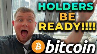 BITCOIN & ETHEREUM HOLDERS BE READY!!!!!!!! A HUGE MASSIVE BREAKOUT IS IMMINENT!!!!!!!!!